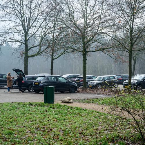 Parkeerterrein Groote Heide